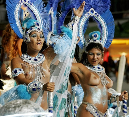 Rio Carnaval Nude 41
