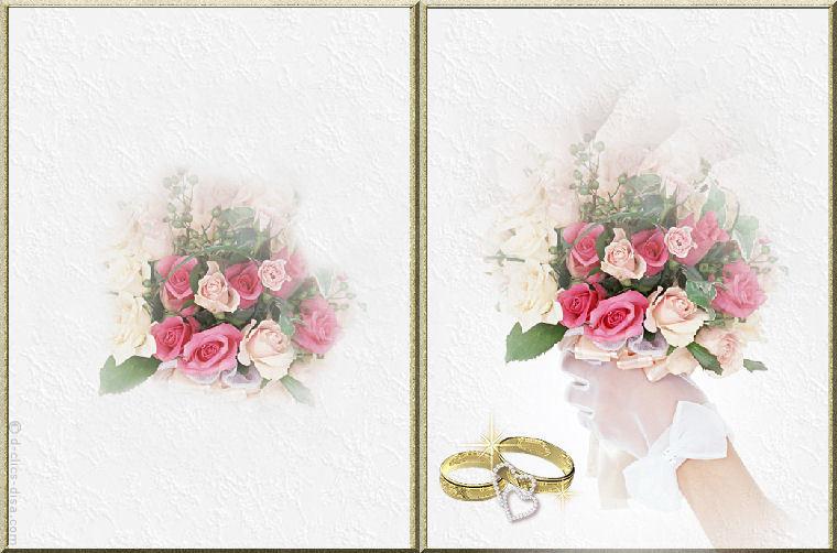 Carte de félicitation de mariage. Faire-part-mariage-12-copyright-f-isa-d-clics-disa